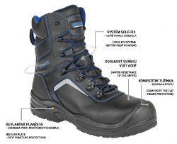BNN RAPTOR S3 NM Boot - 40
